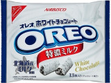 ナビスコ オレオホワイトチョコレート 特濃ミルク 袋13個