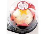 ローソン Uchi Cafe' SWEETS 白いクリスマスツリーのケーキ