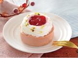 ローソン ストロベリー&クリームチーズケーキ