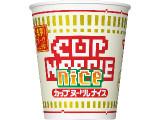 日清食品 カップヌードル ナイス 濃厚! ポークしょうゆ カップ58g