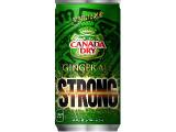 カナダドライ ジンジャーエール ストロング 缶190ml