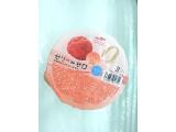 マルハニチロ ゼリーdeゼロ 甘じょっぱい梅風味 カップ1個