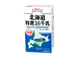 くみあい乳業 北海道特選3.6牛乳 パック1L