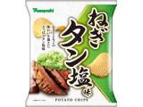 山芳製菓 ポテトチップス ねぎタン塩味 袋60g