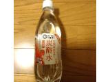 西友 みなさまのお墨付き 天然水仕立て 炭酸水 いちご ペット500ml