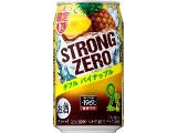 サントリー チューハイ -196℃ ストロングゼロ ダブルパイナップル 缶350ml