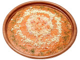 セブン-イレブン ソースたっぷり!蟹のトマトクリームパスタ
