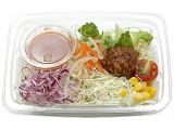 セブン-イレブン ピリ辛ドレッシングの肉味噌ラーサラ