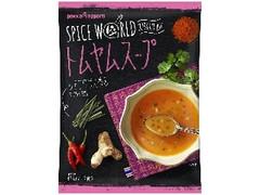 ポッカサッポロ スパイスワールド トムヤムスープ 袋2食