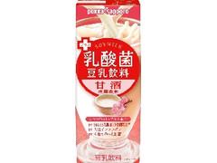 ポッカサッポロ プラス乳酸菌豆乳飲料 甘酒 パック200ml