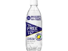 ポッカサッポロ FREE Sparkling Water W ペット500ml
