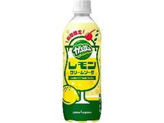 ポッカサッポロ がぶ飲み レモンクリームソーダ ペット500ml