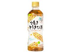 ポッカサッポロ 焼きとうきび茶 ペット525ml