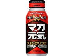 ポッカサッポロ 特許ダブル配合 マカの元気スパークリング 缶190ml
