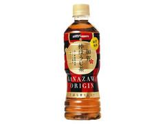 ポッカサッポロ 旅茶列島 加賀棒ほうじ茶 ペット525ml