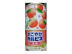 カルピス すこやかカルピス 白桃 缶190g