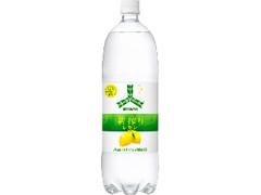 アサヒ 三ツ矢 新搾り レモン ペット1.5L