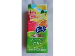 バヤリース HOTEL BREAKFAST フルーツ5 100 パック200ml