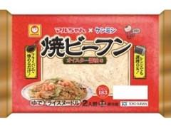 マルちゃん 焼ビーフン オイスター醤油味 袋296g