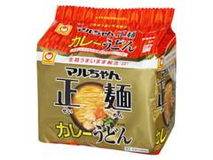 マルちゃん 正麺 カレーうどん 袋95g×5