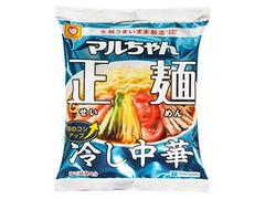 マルちゃん 正麺 冷し中華 袋118g