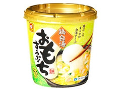 マルちゃん おもちすうぷ 鶏白湯 カップ39g