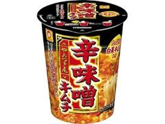マルちゃん 縦型ビッグ やみつき屋 辛味噌キムチ カップ89g