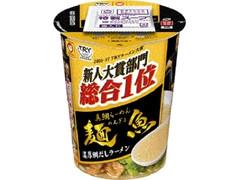 マルちゃん 縦型ビッグ 麺魚 濃厚鯛だしラーメン カップ102g