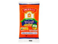 マルちゃん 4本入ソーセージ 減塩 袋120g