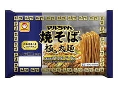 マルちゃん 焼そば 極み太麺 上海炒麺オイスターソース味 袋342g