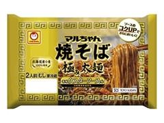 マルちゃん 焼そば 極み太麺 香味ウスターソース味 袋352g