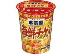マルちゃん 本気盛 海鮮チゲ味 カップ98g