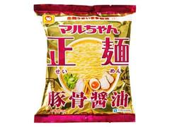 マルちゃん 正麺 豚骨醤油 袋101g