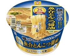 マルちゃん 麺づくり 魚介とんこつ醤油 カップ98g