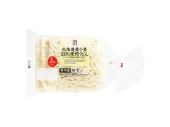 セブンプレミアム 北海道産小麦100%使用うどん 袋200g×3