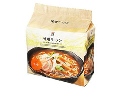 セブンプレミアム 味噌ラーメン 袋89g×5