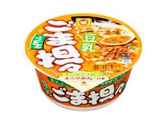 マルちゃん 豆乳ごま担々うどん カップ106g