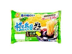 マルちゃん 北の味わい 極細ざるラーメン ぽん酢醤油つゆ 袋380g