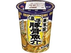 マルちゃん 本気盛 濃厚豚骨魚介 カップ114g