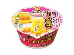 マルちゃん 麺づくり がんばれ!受験生 しょうが醤油味 カップ97g