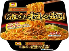 マルちゃん やみつき屋 汁なし担々麺 カップ146g
