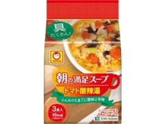 マルちゃん 朝の満足スープ トマト酸辣湯 袋10.2g×3