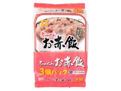 マルちゃん ふっくらお赤飯 3個パック 袋160g×3