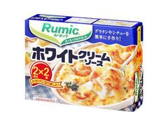 味の素 Rumic ホワイトクリームソース 箱24g×2