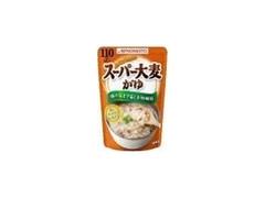 味の素 おかゆ スーパー大麦がゆ 鶏とホタテのだし仕立て 袋250g