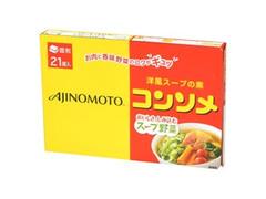 味の素 コンソメ 固形 箱5.3g×21