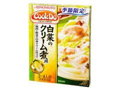 味の素 クックドゥ 白菜のクリーム煮用 箱130g