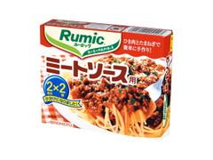 味の素 Rumic ミートソース用 箱34.5g×2
