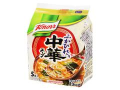 クノール ふかひれ入り中華スープ 5食入 袋29g