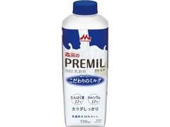 森永 PREMIL カラダしっかり ボトル720ml